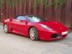 Ferrari 430 Spider - front bumper repair & respray