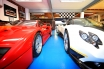 Inside the Dream Garage