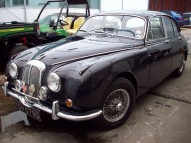 Classic car restoration Sussex