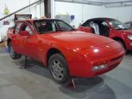 Porsche 944 repair & respray