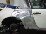 Porsche 911 Targa (1985) Restoration