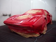 Ferrari 308 GTS Restoration