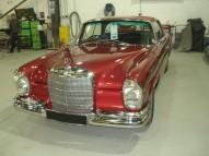 Mercedes 300SE Coupe 1966