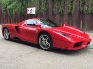 Ferrari Enzo respray
