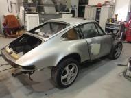 Porsche 911 respray